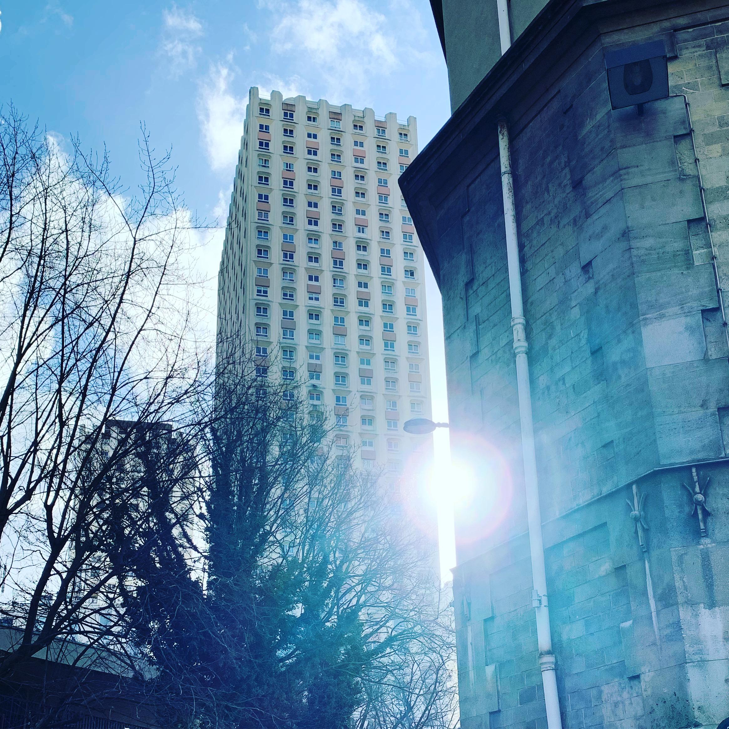 Prendre de la hauteur : les tours du quartier Saint-Blaise