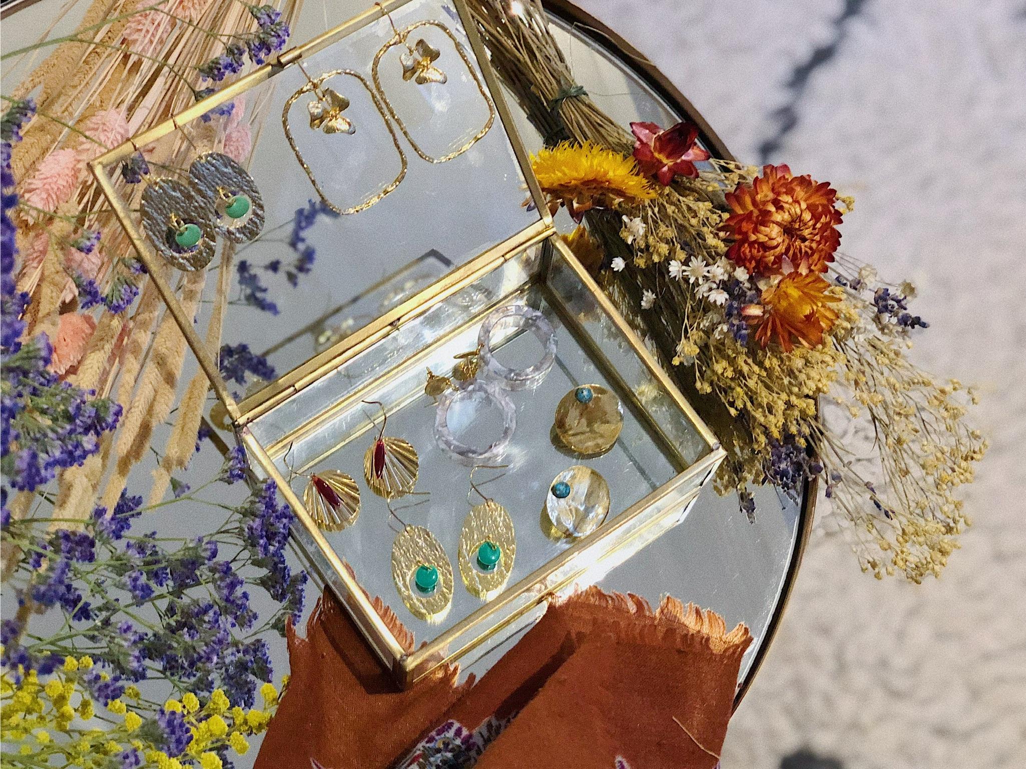 Dimanche matin, des bijoux made in 20e arrondissement