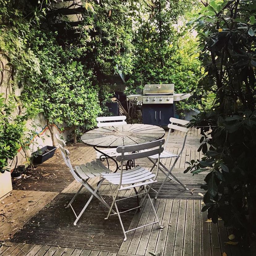 Balcon, terrasse ou jardin : ça vaut combien un extérieur à Paris ?