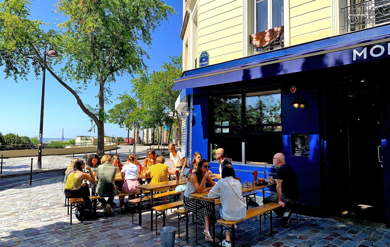 Quartier par quartier : les terrasses à squatter cet été dans le 20e