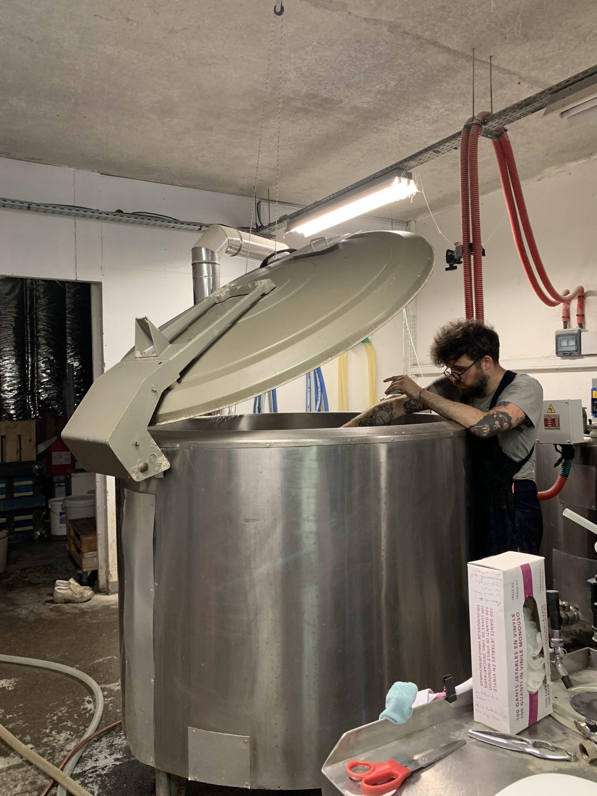 Pour une bière locale, direction la micro-brasserie La Baleine