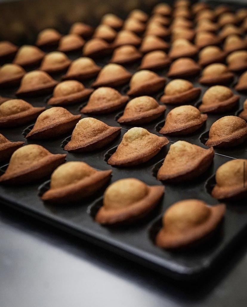 Madeleines volantes : des gâteaux bio made in Belleville à se faire livrer