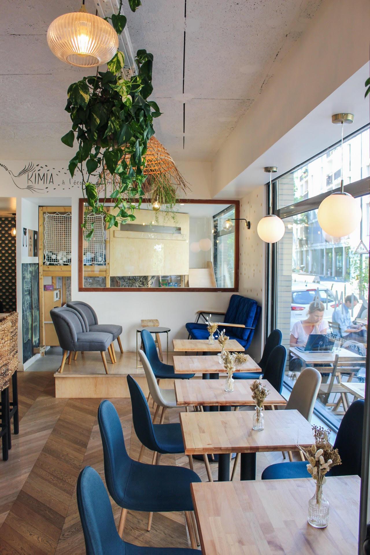 Remède à la mélancolie : le charmant Kimia Café à Ménilmontant
