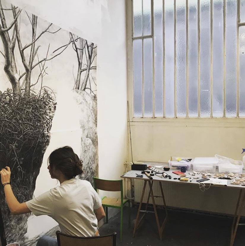 Villa Belleville : des ateliers individuels et partagés pour soutenir la jeune création