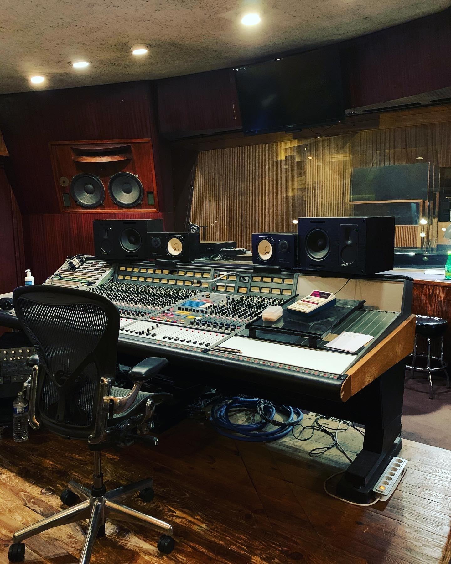Studios Ferber : les plus grands sont venus enregistrer dans le 20e