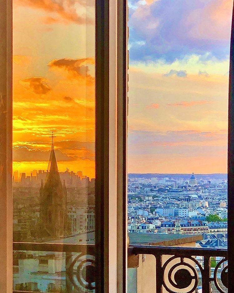 Les plus beaux points de vue du 20e : par une fenêtre de la rue d'Annam