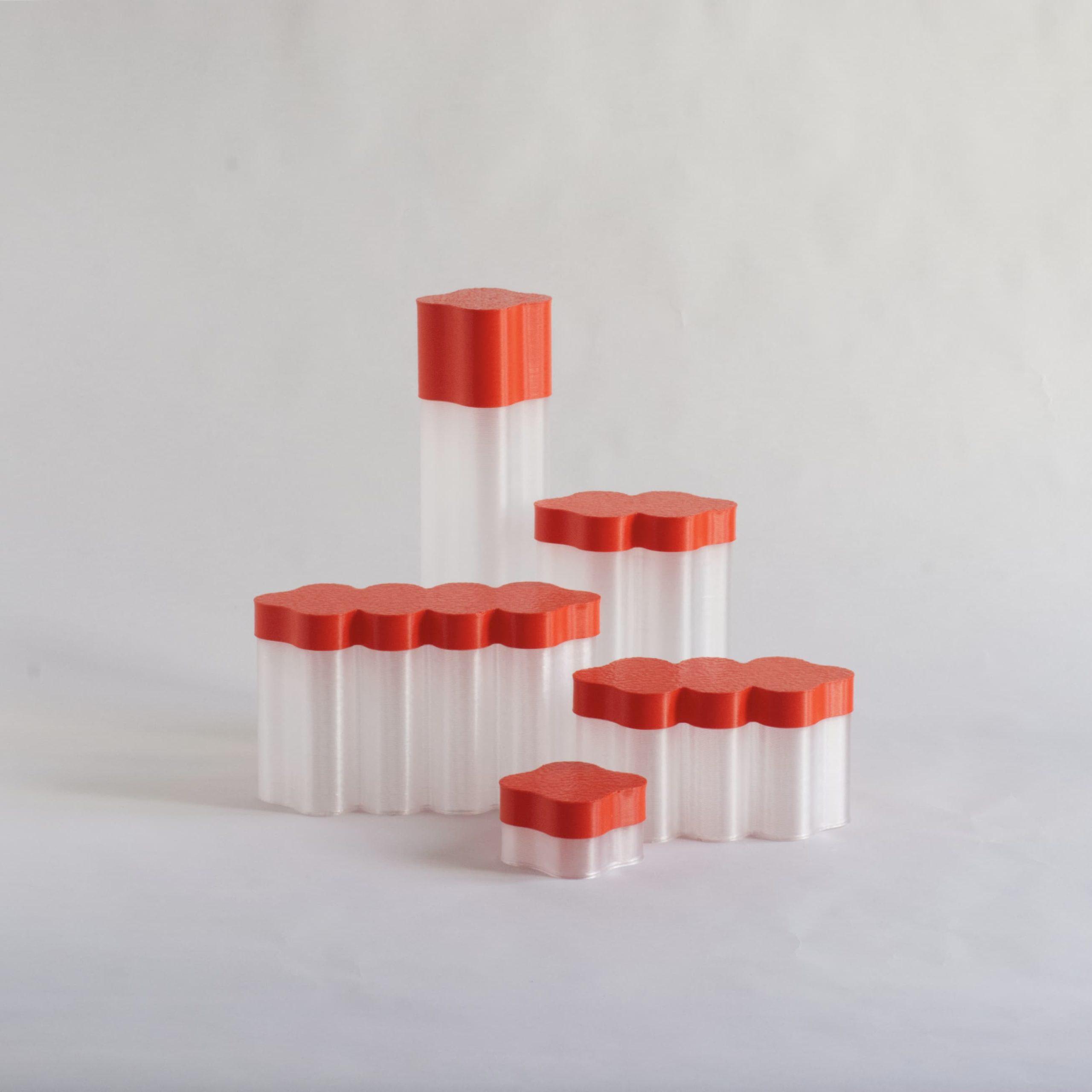 """Calendrier du confinement : """"Warren et Laetitia"""" pour des objets design en impression 3D"""