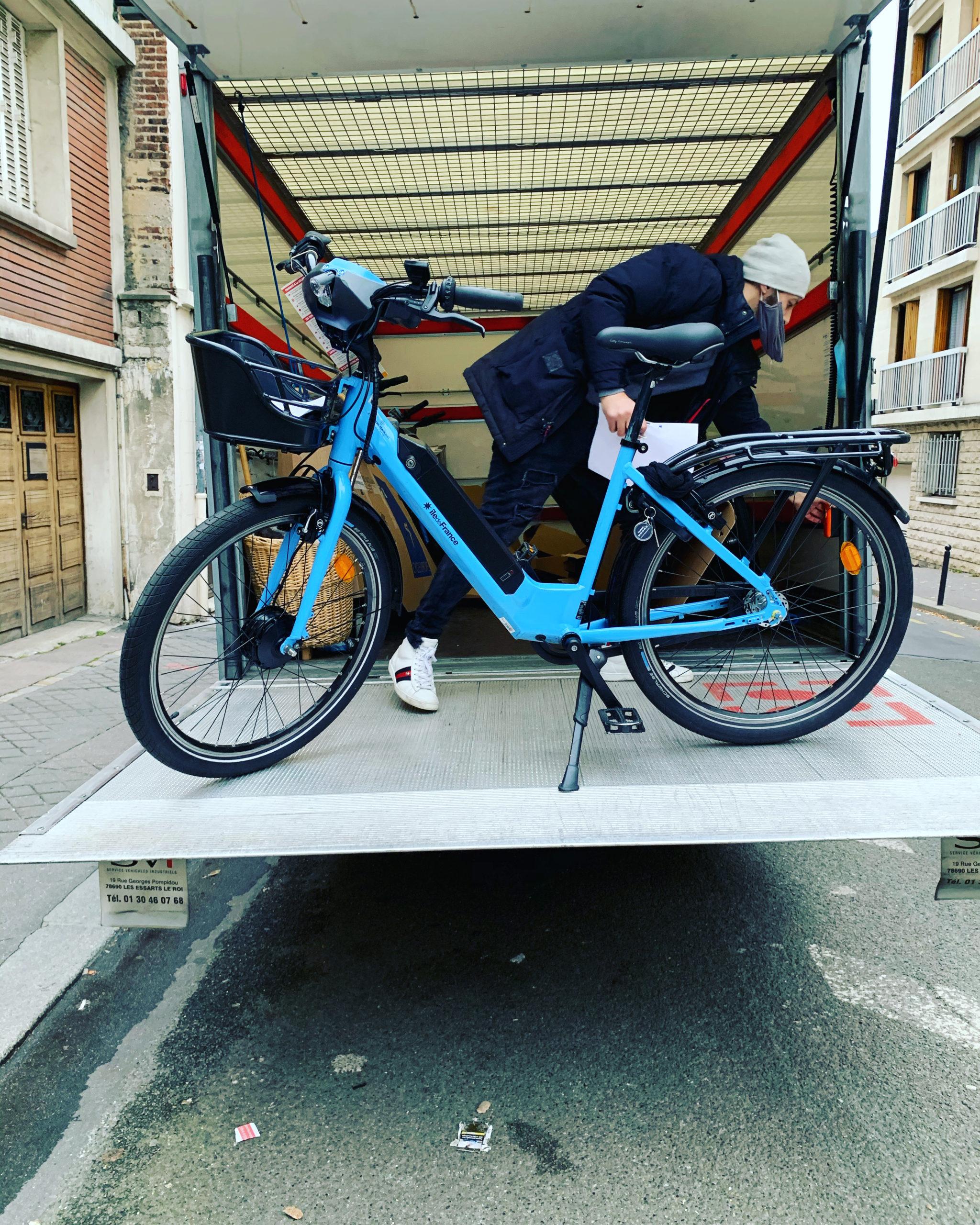 Véligo : une bonne façon de se mettre au vélo (électrique) dans le 20e ?