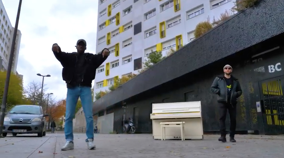 """""""Rue des Amandiers"""" : le clip des rappeurs Blacka L'Aigle et The Spectre"""