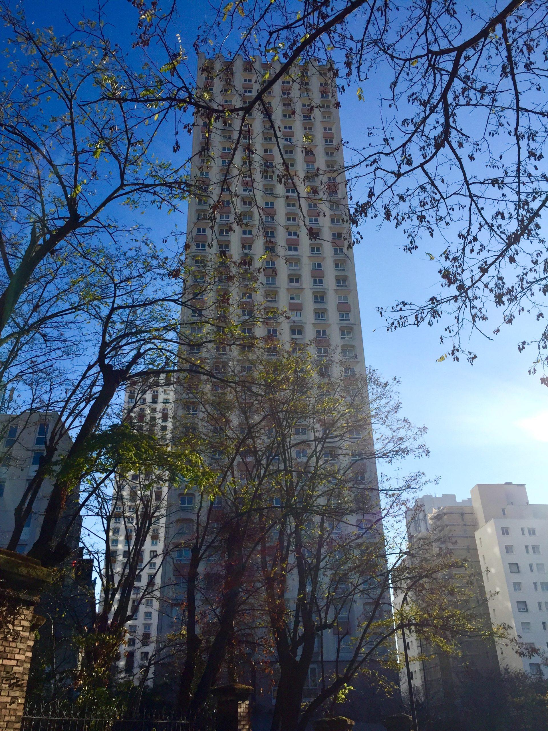 Un jour, une tour : l'esthétisme (non partagé par tous) des tours de Saint-Blaise