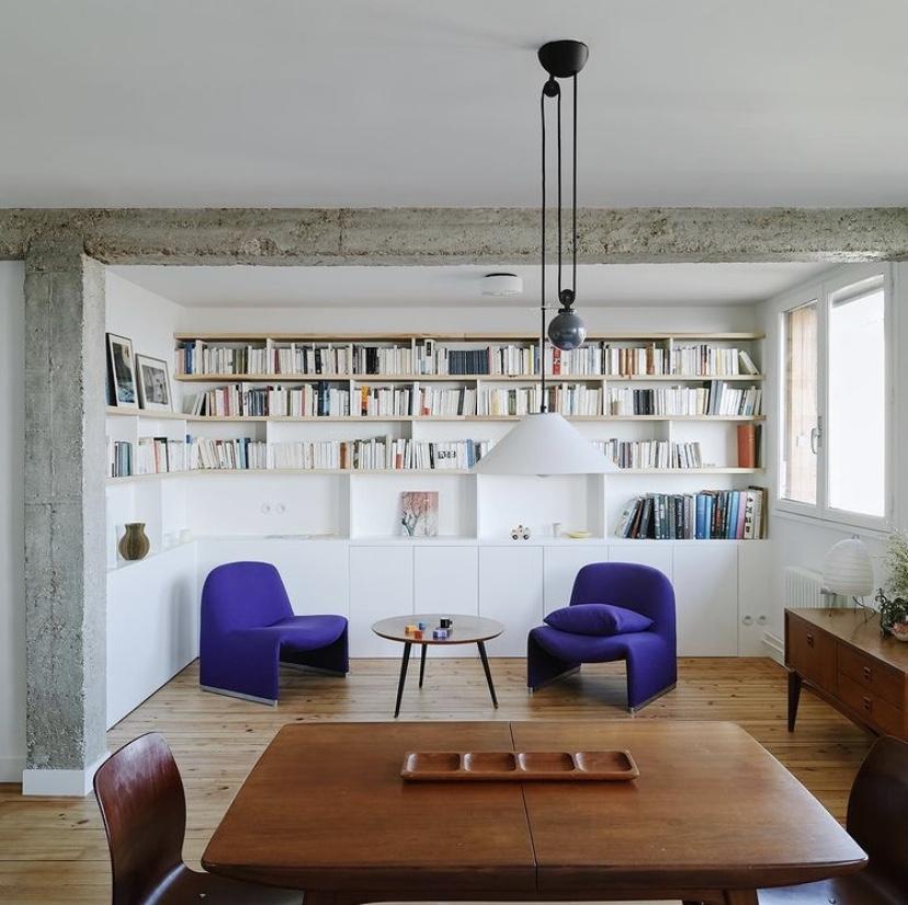 Atelier Boteko : une agence d'architecture franco-italienne, installée à Belleville