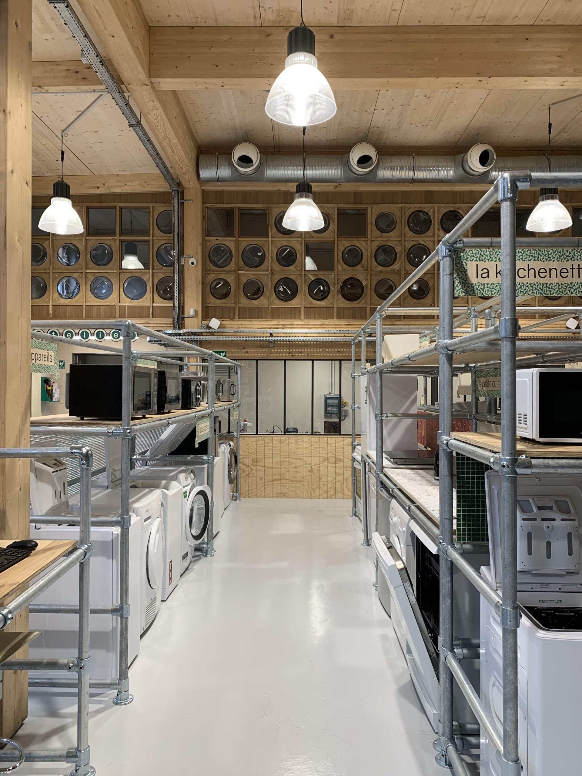 Envie Le Labo : un magasin d'électroménager reconditionné (et bien plus !)