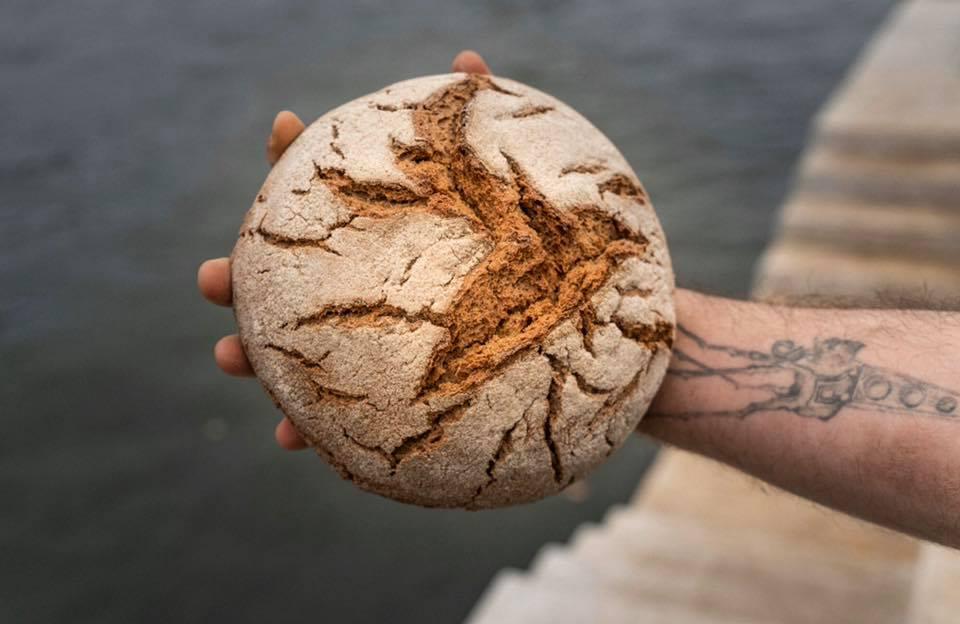 """Pane Vivo : """"le pain qui fait du bien"""", fabriqué rue de la Chine"""