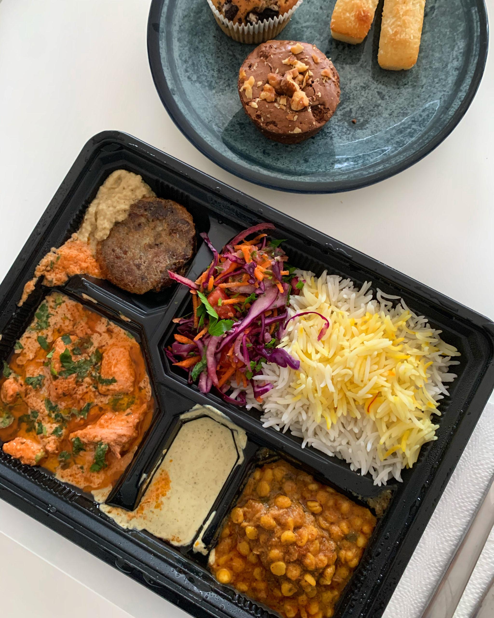 La Gamelle des Cheffes : des lunchbox à emporter ou à se faire livrer