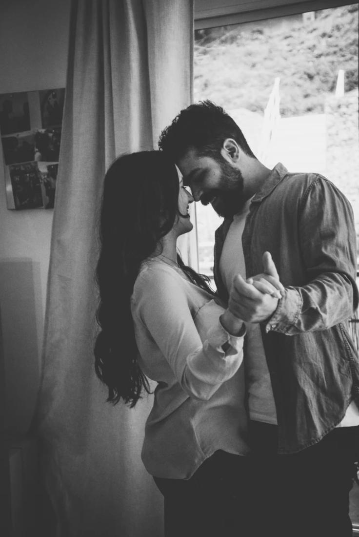 Love actually : des couples du 20e arrondissement s'offrent un shooting photo