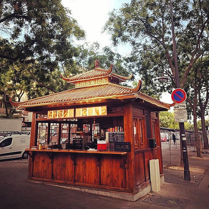Nouvel an chinois : direction Belleville, devenu l'un des quartiers chinois de Paris