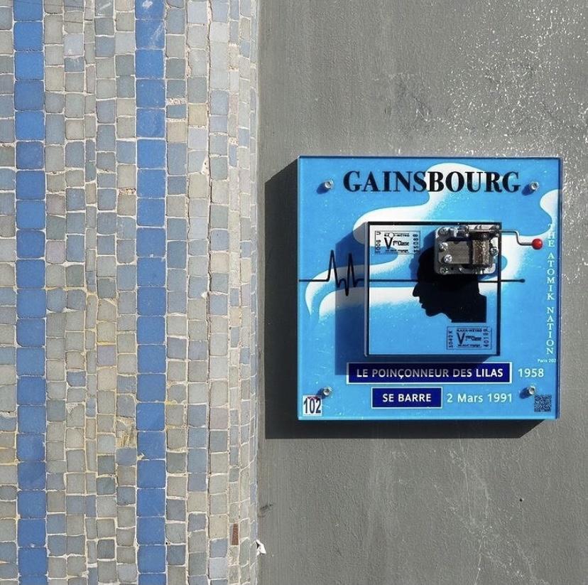 Boîtes à musique : The Atomik Nation colle des morceaux dans les rues de Paris