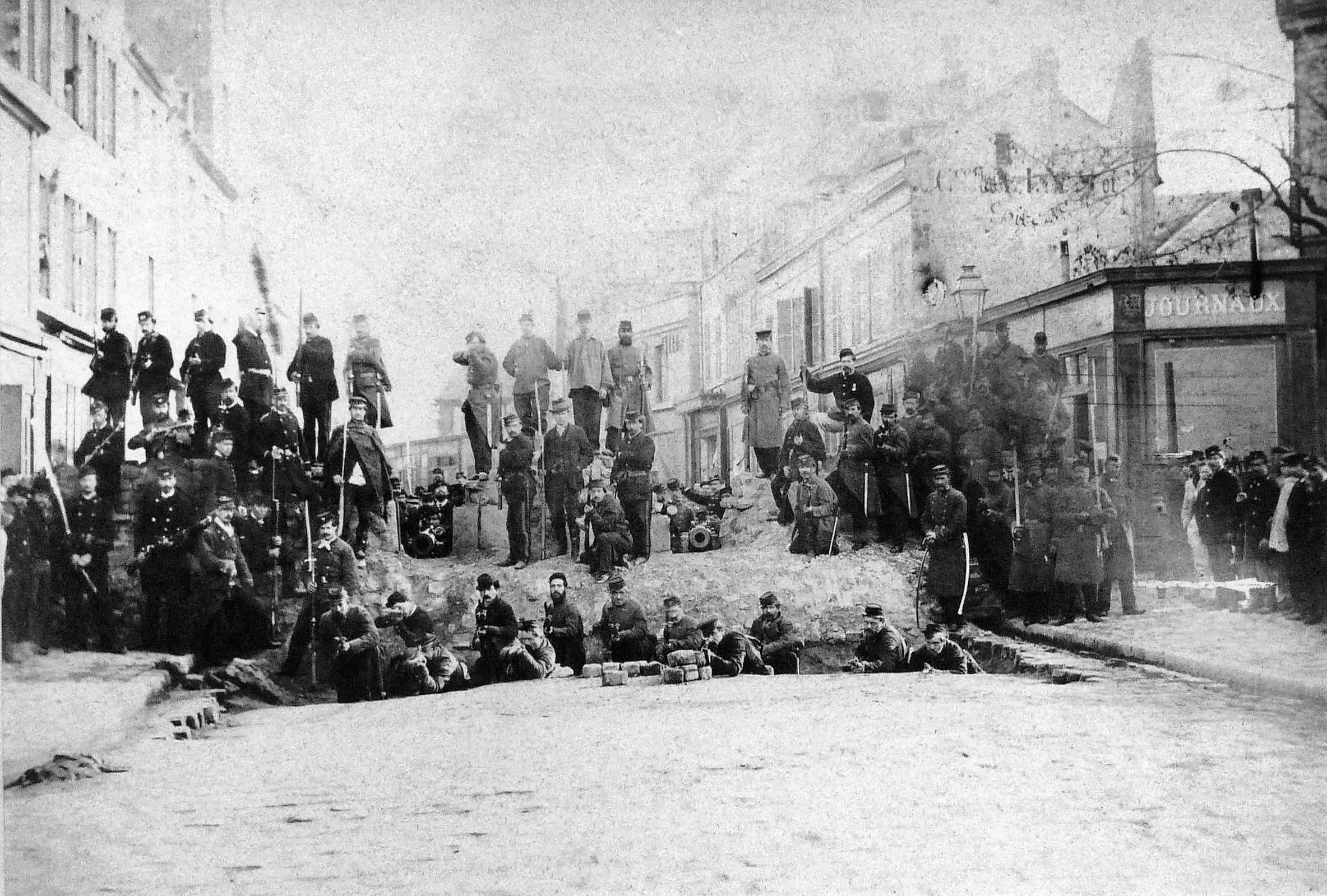 150 ans de la Commune de Paris : des lieux dans le 20e pour se souvenir