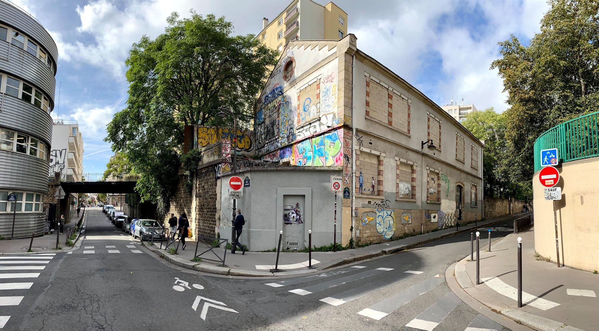 La Maison Florian : un projet de tiers-lieu dans ancien bâtiment de la SNCF