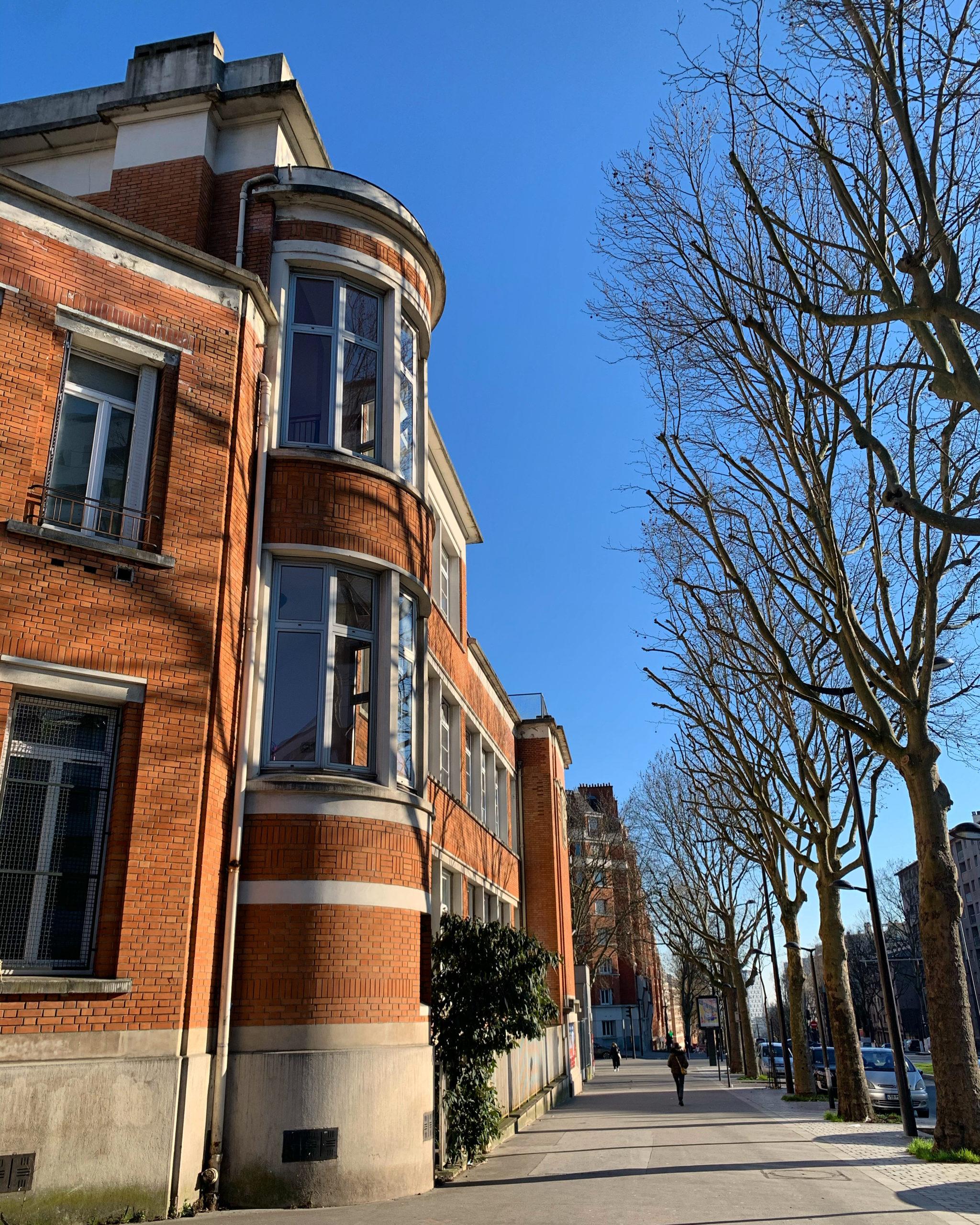 Retour dans les années 30 : l'école Pierre Foncin, porte de Ménilmontant