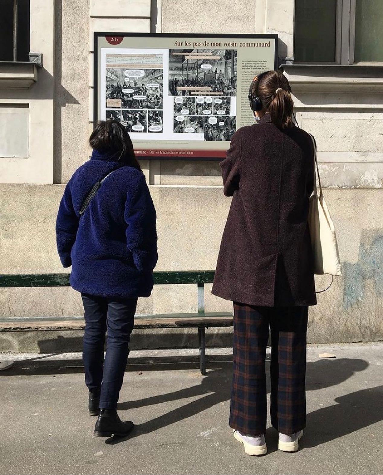 Expos en plein air : La Commune de Paris, à l'honneur dans le 20e