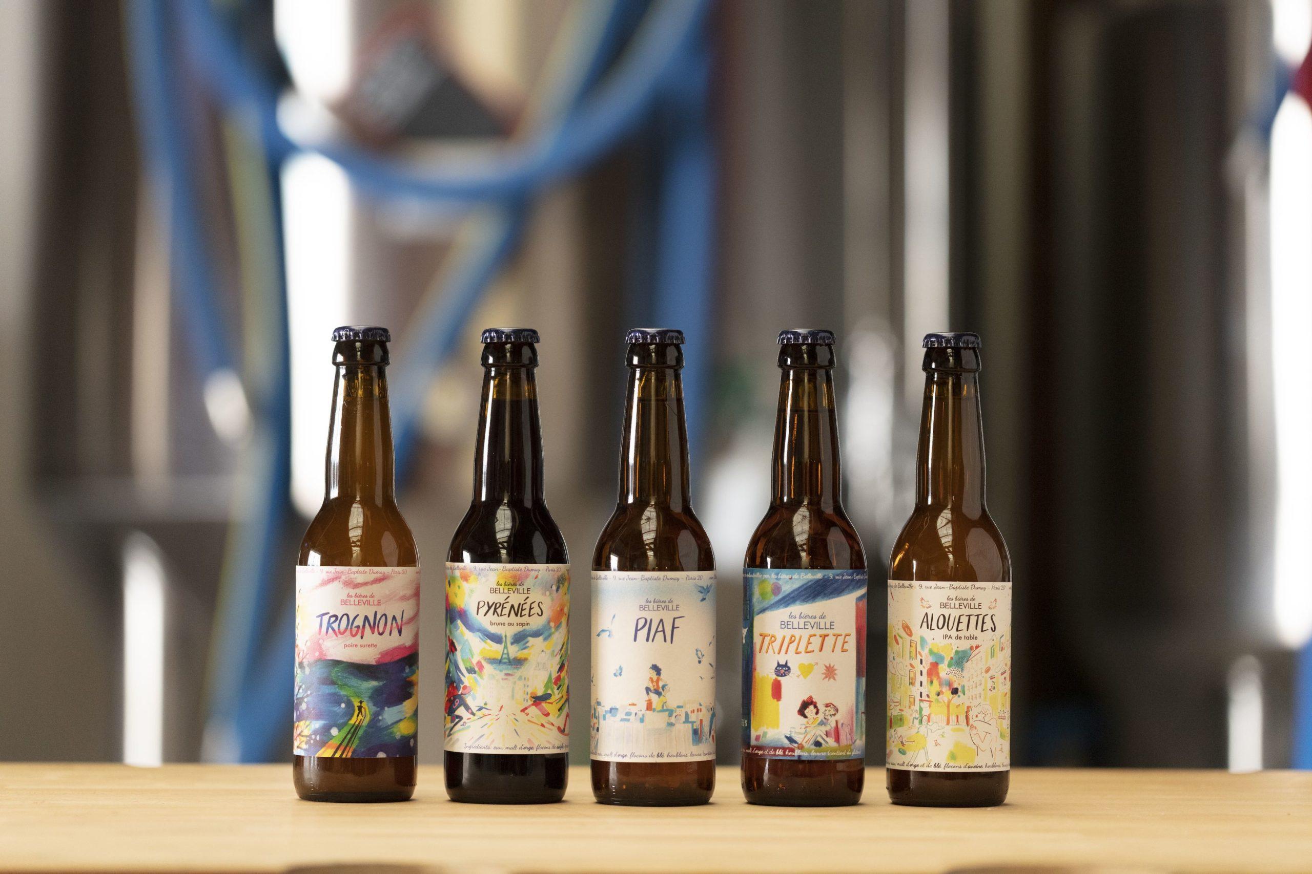 """Consommer local : on se met des """"bières de Belleville"""" au frais ?"""