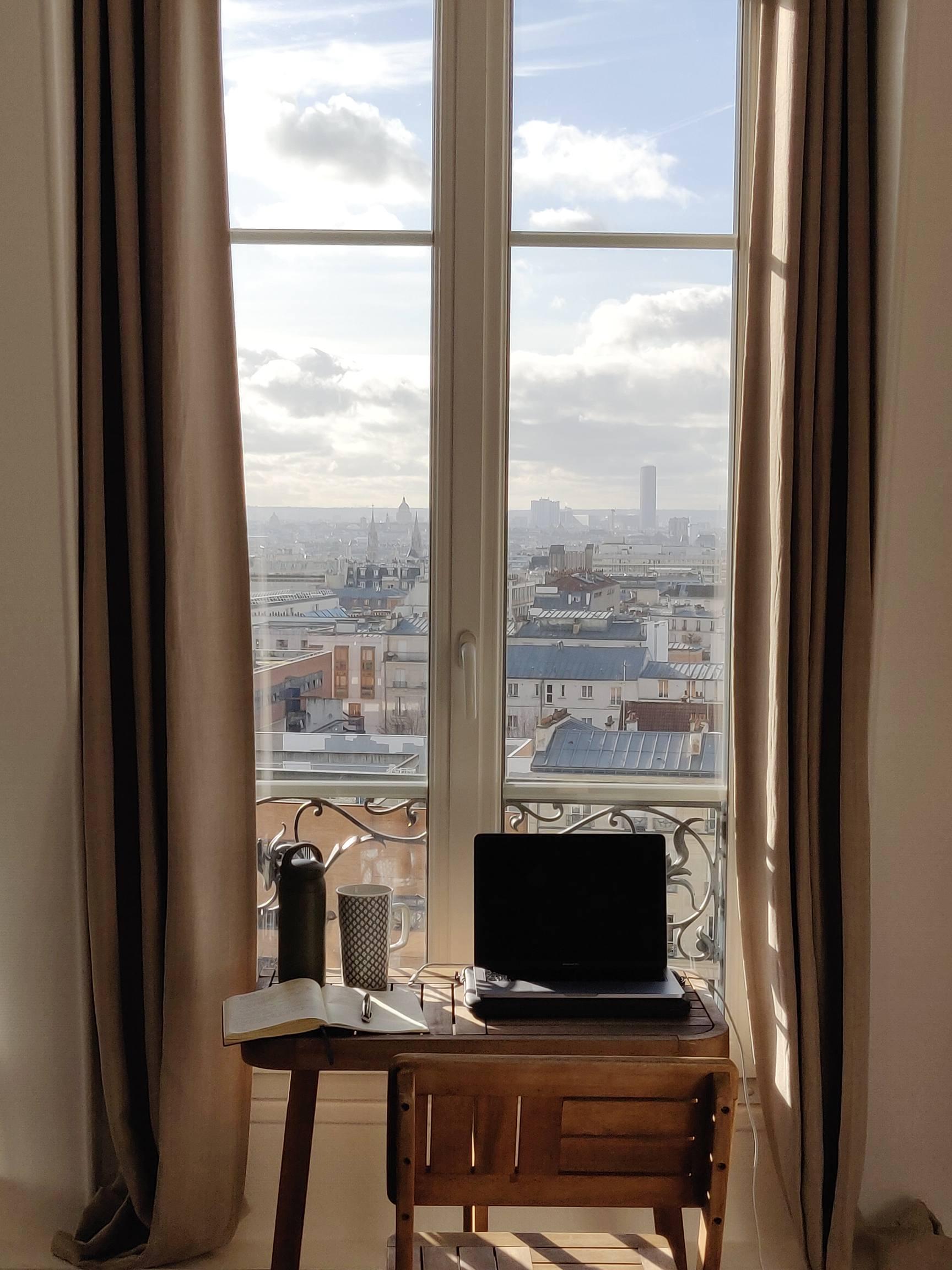 Télétravailler dans le 20e arrondissement : vos témoignages !