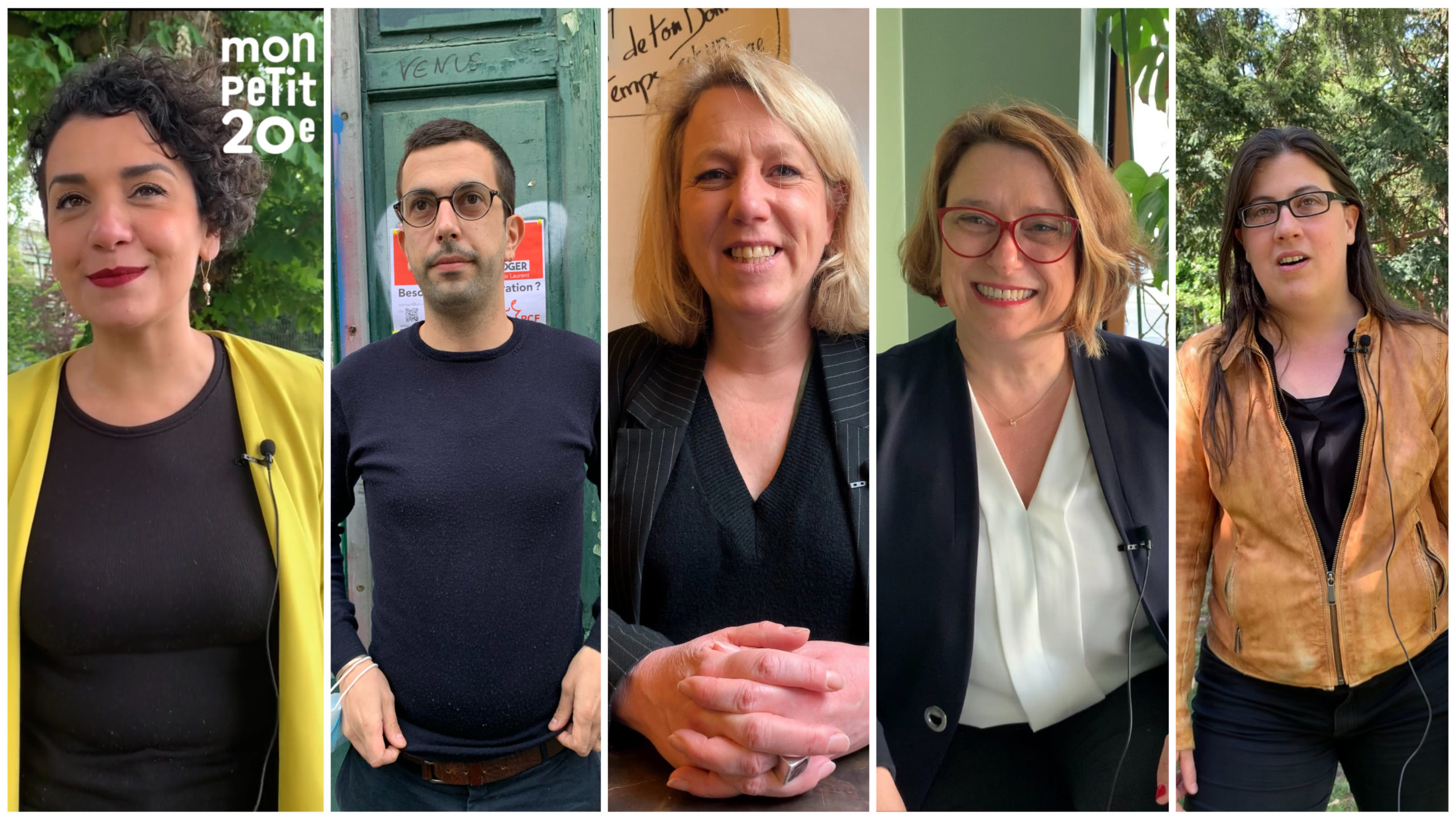 Elections législatives dans le 20e : on donne la parole aux candidats