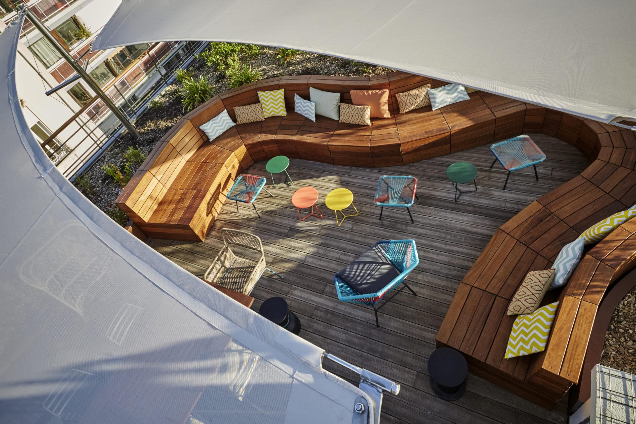 Jo&Joe Nation : un nouveau rooftop à tester dans le 20e