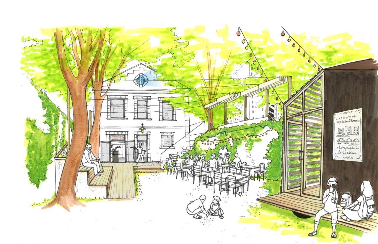 """Réhabilitation de la """"Maison Florian"""" : voici le projet gagnant"""