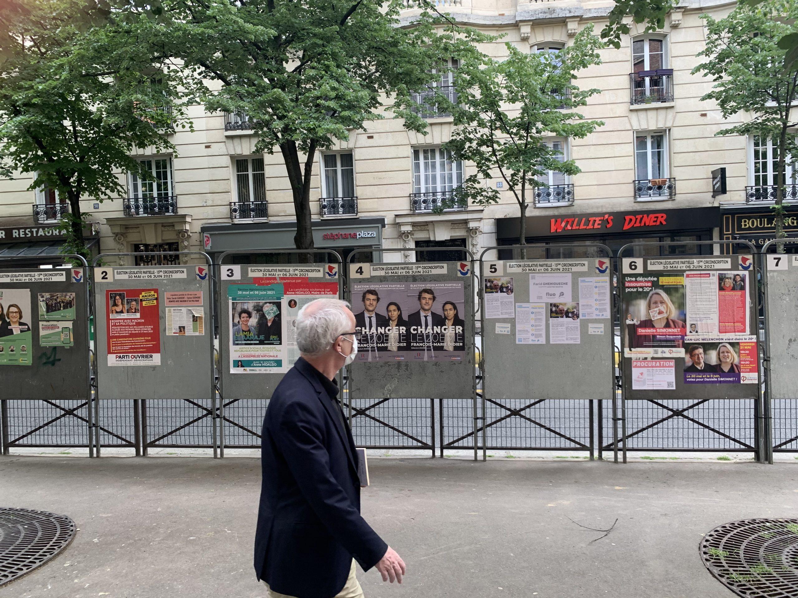 Résultats du 1er tour des législatives partielles : un duel Parti Socialiste – La France Insoumise