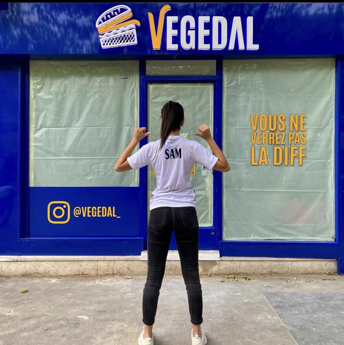 Vegedal : un nouveau fast food vegan à Alexandre Dumas