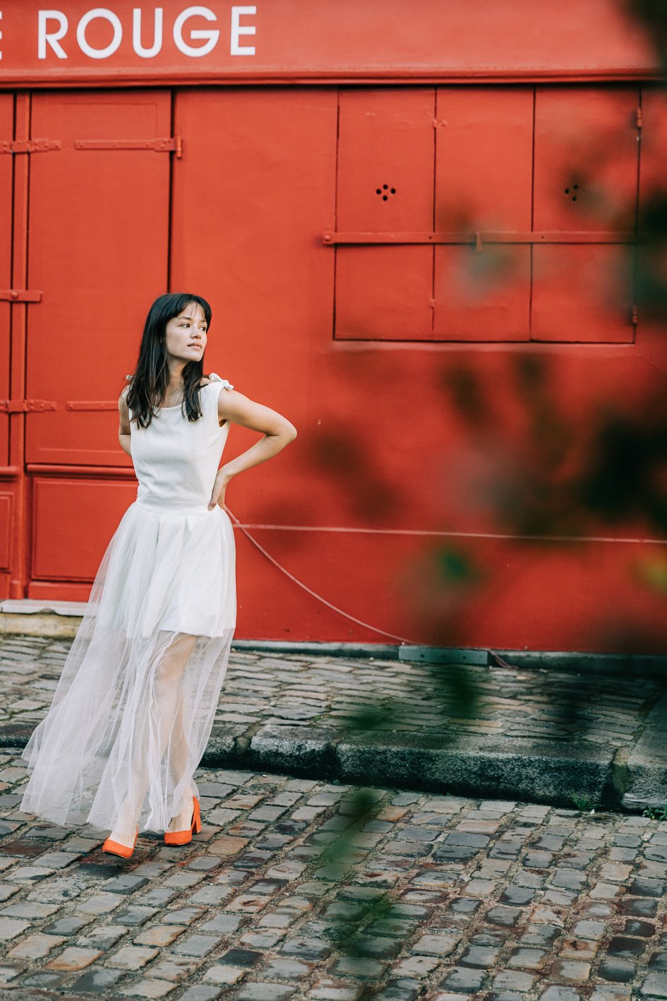 Madame-en-soie, des robes de mariées confectionnées dans le 20e