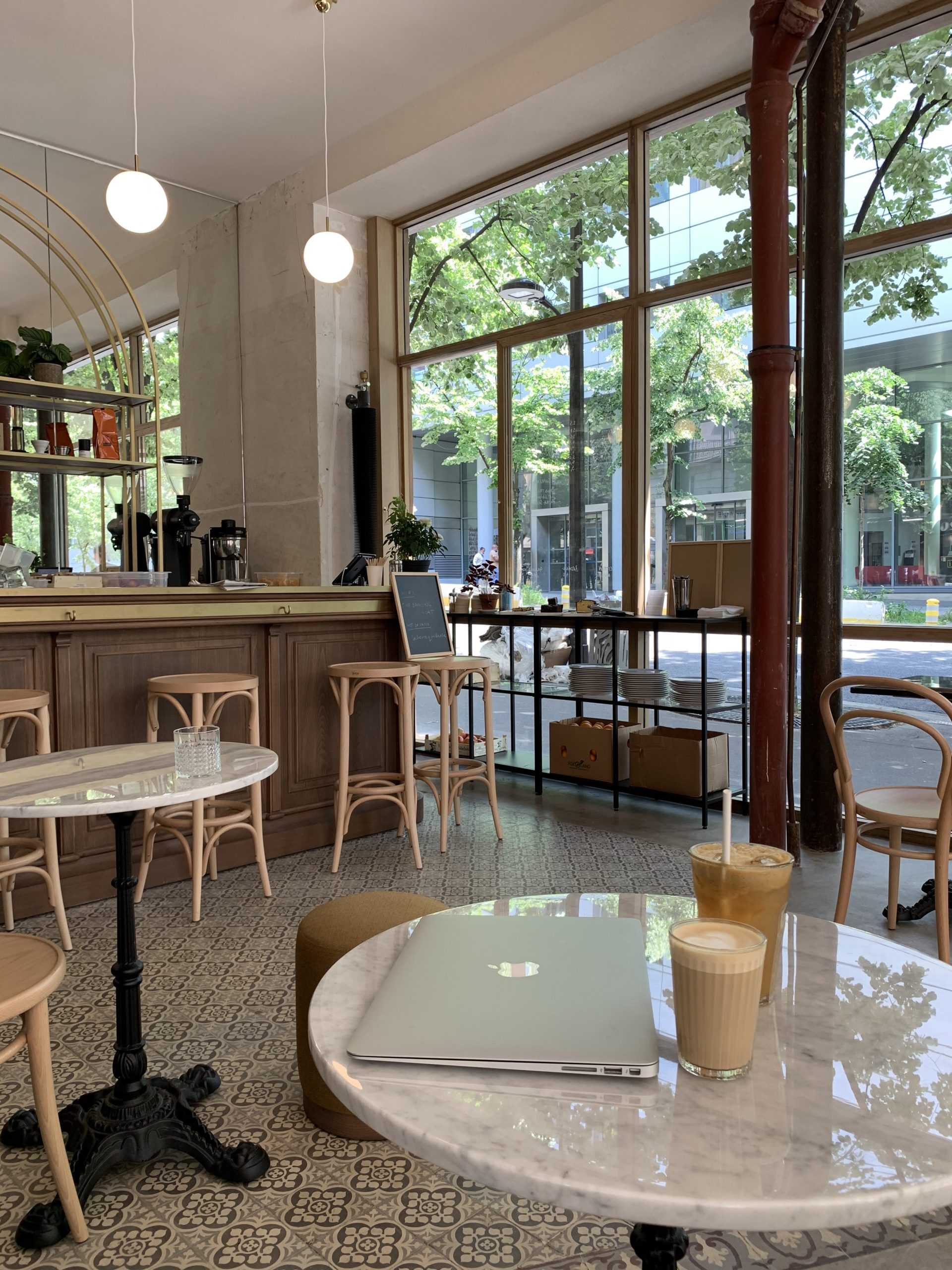 The Dancing Goat : un nouveau coffee shop dans le quartier Pelleport-Gambetta