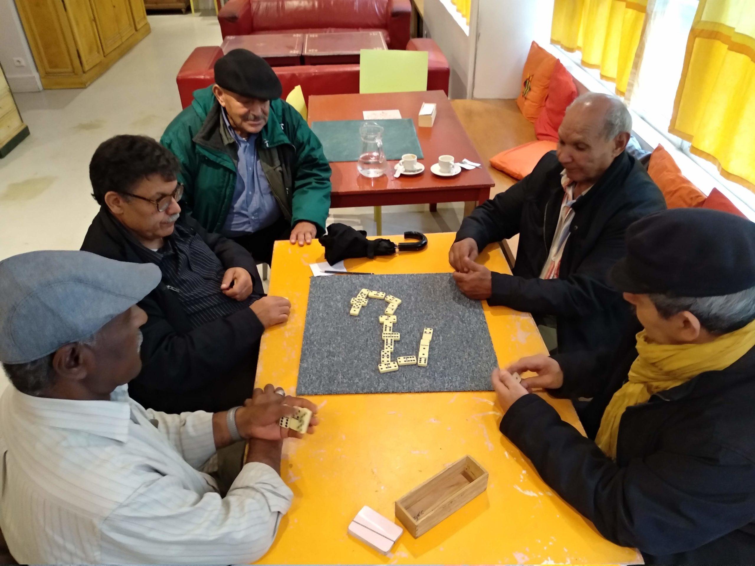 Le Café social de Belleville vient en aide aux personnes âgées immigrées