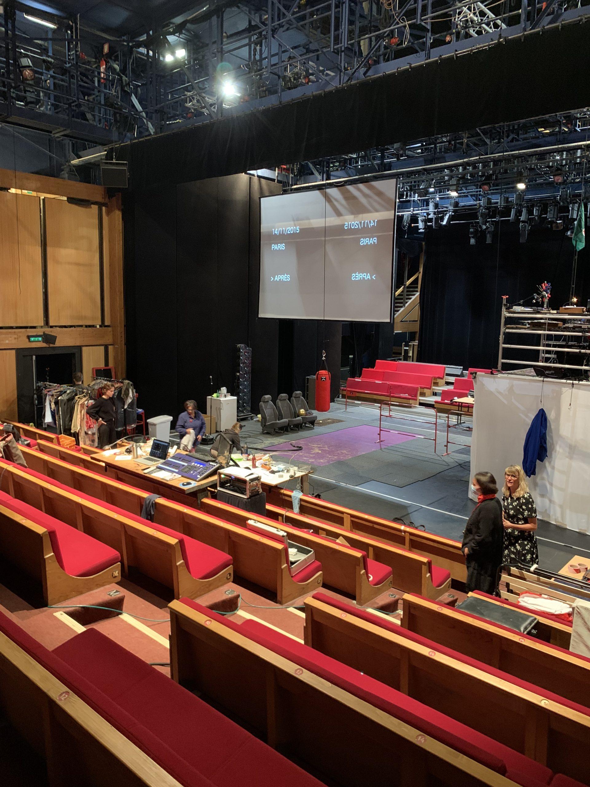 """Inauguration prochaine du """"Théâtre Ouvert"""", dédié à la scène émergente"""