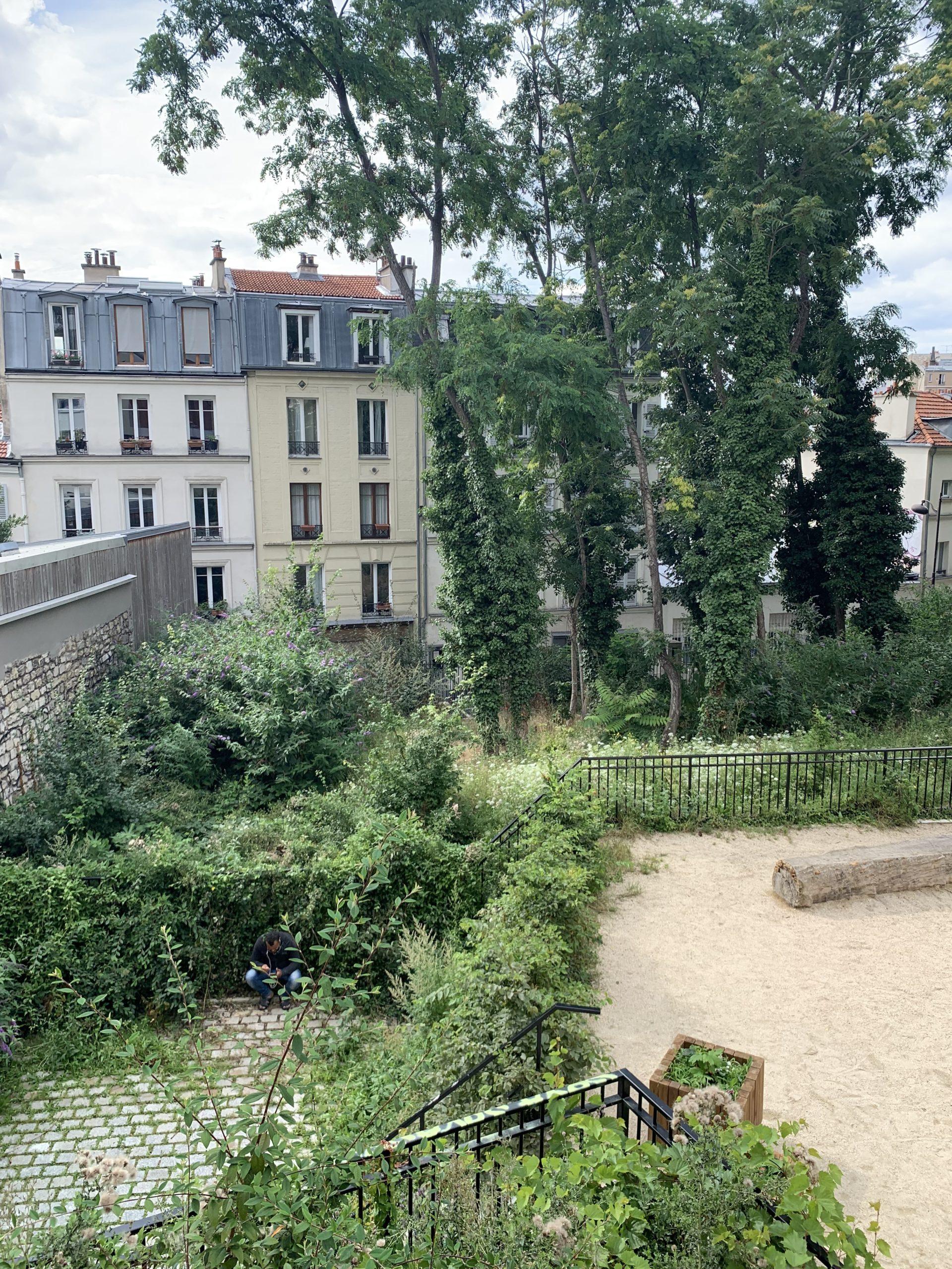 La petite histoire du Jardin des Petites Rigoles, inauguré en 2019