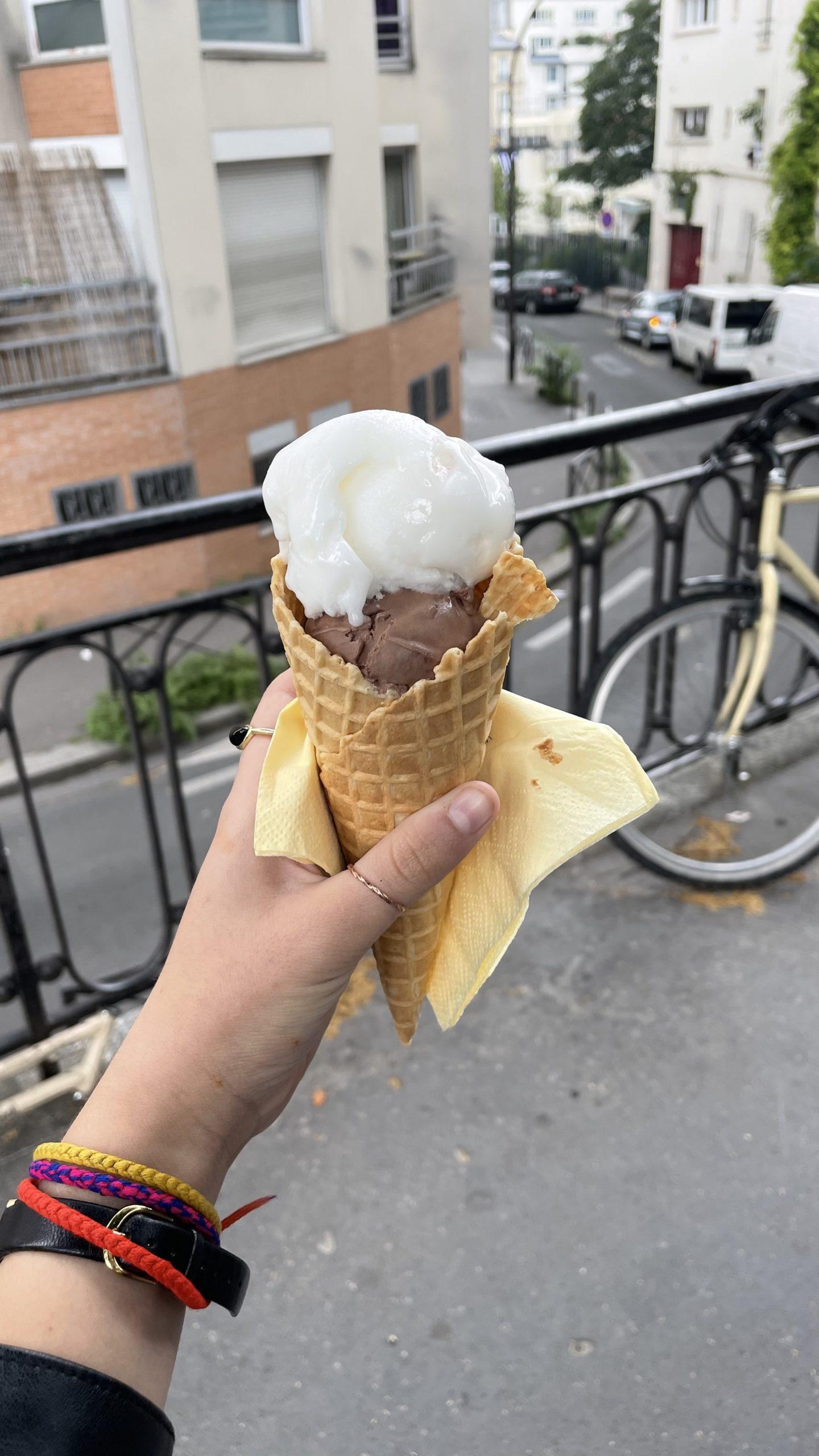 Où manger une glace artisanale dans le 20e arrondissement ?
