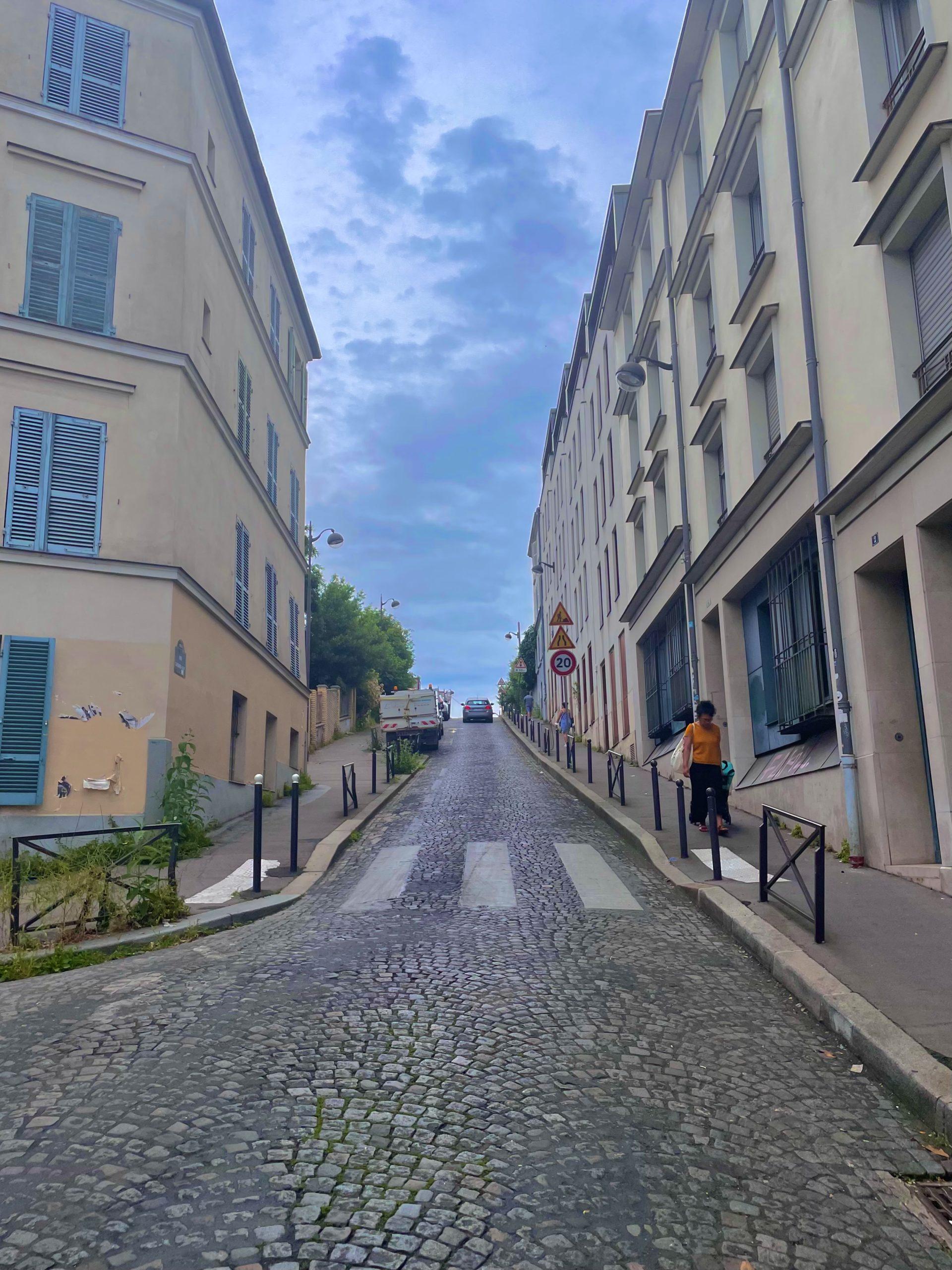 Insolite : rue Gasnier-Guy, la rue la plus pentue de Paris