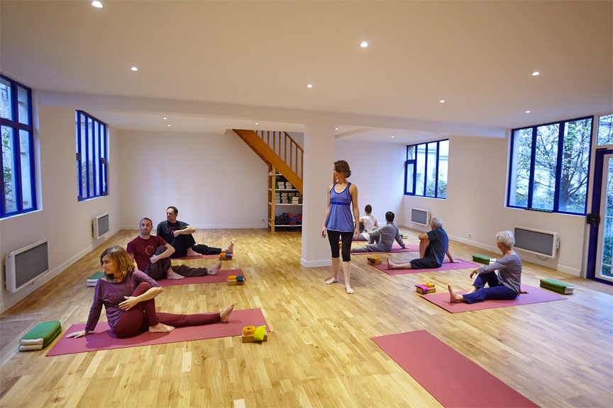 Bien-être : Où faire du yoga dans le 20e arrondissement ?