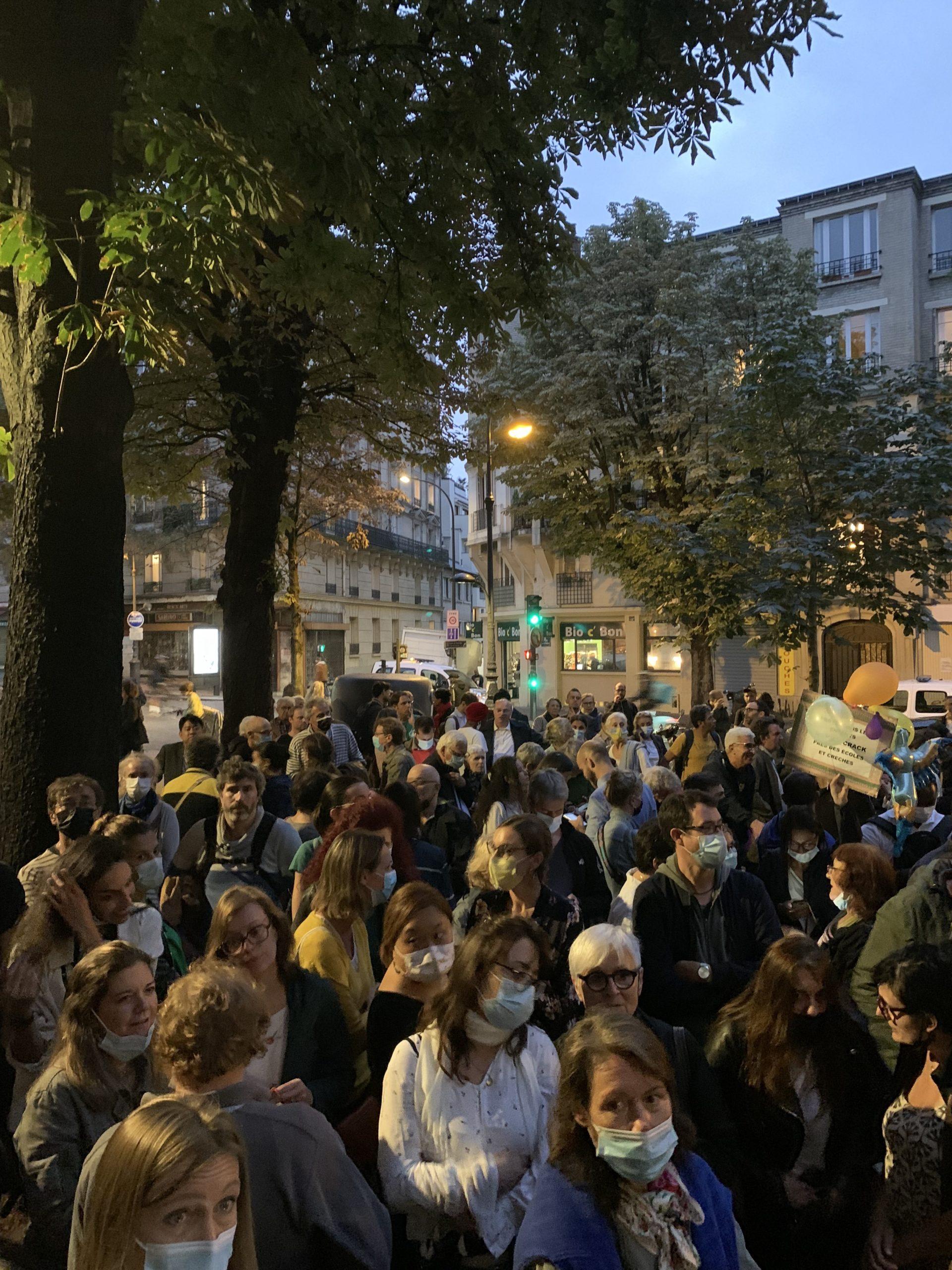 Crack à Paris : abandon du projet Pelleport, une autre salle ouvrira dans le 20e
