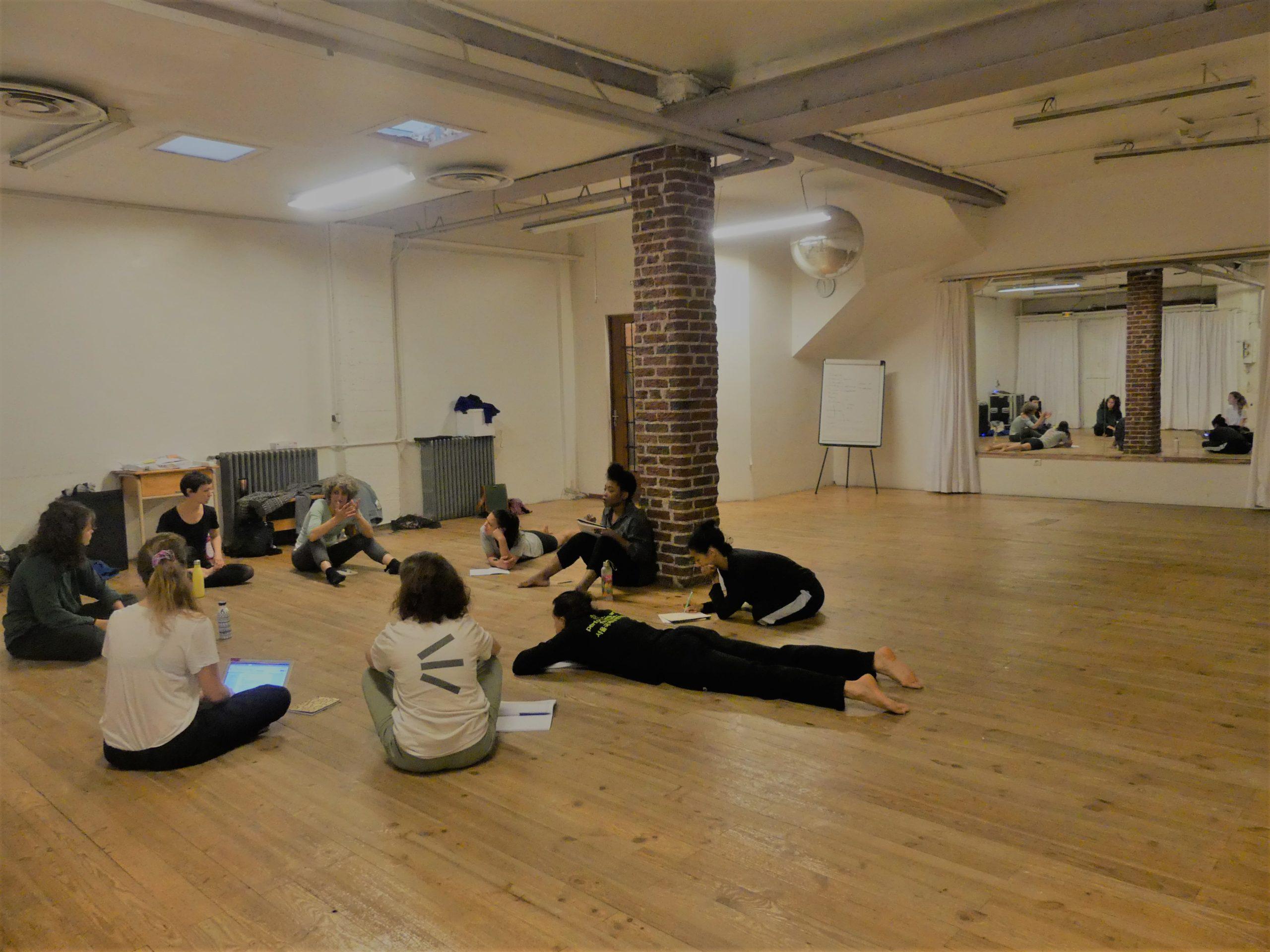 """""""La Petite Fabrique"""" : un espace collaboratif dédié à la danse à Gambetta"""